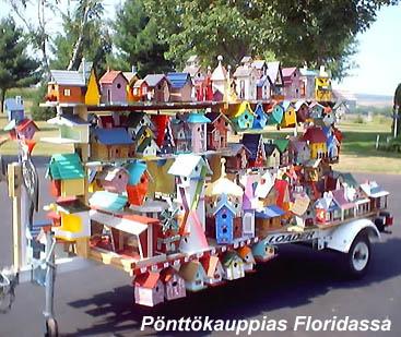 Pönttökauppias Floridassa
